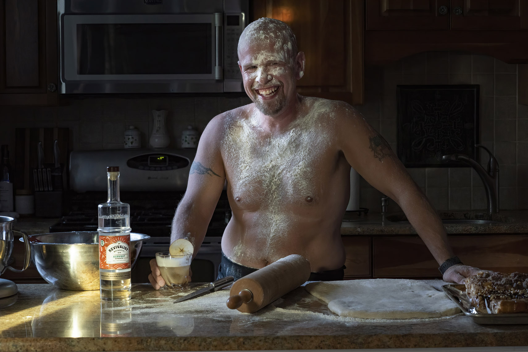 Naked Chefs, Revivalist spirits