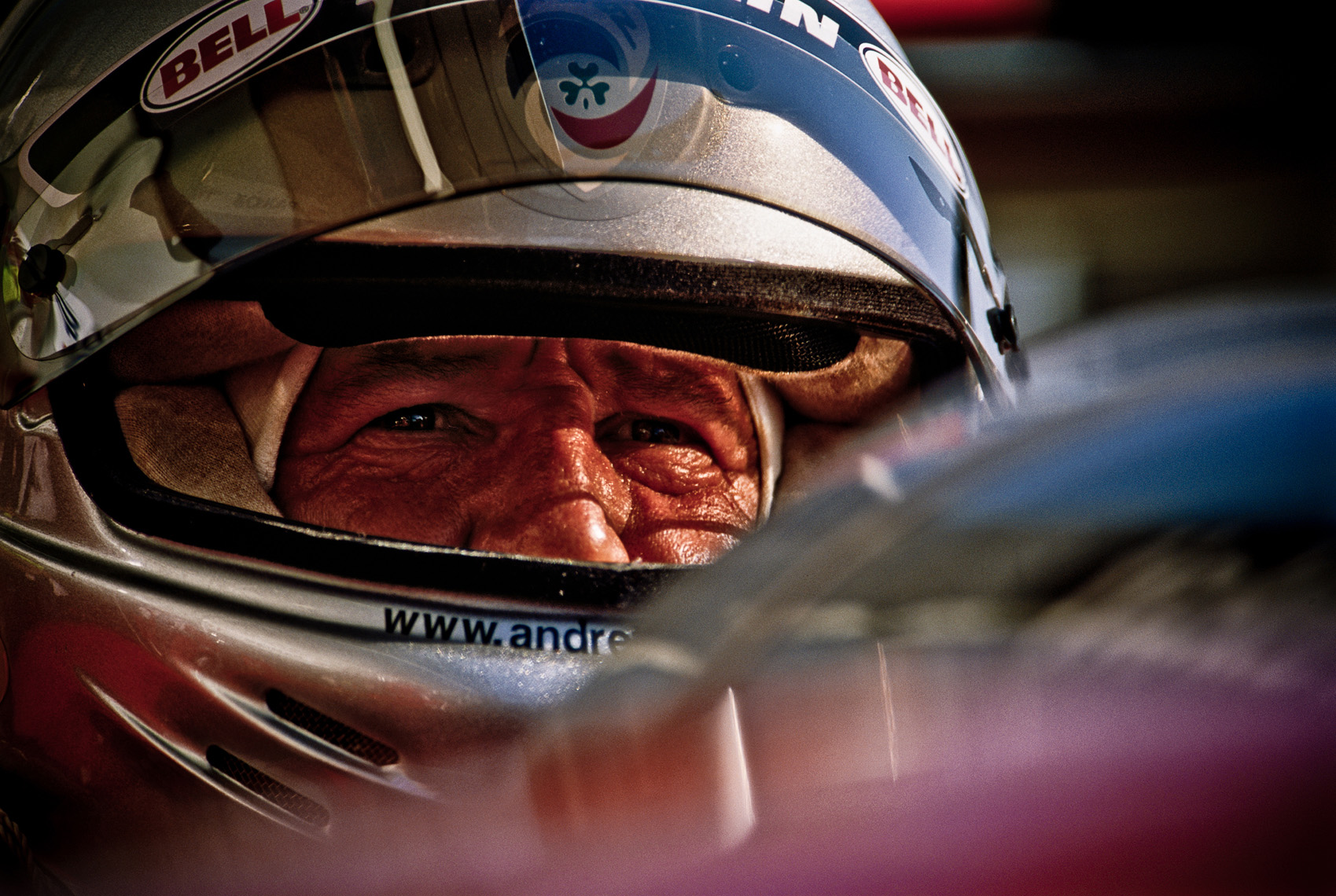 Mario Andretti,  F1 world Champion